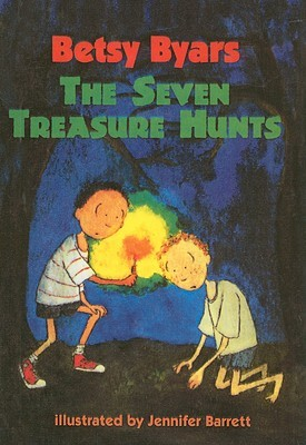 Spotlight on Remarkable Mystery For Kids- The Seven Treasure Hunts