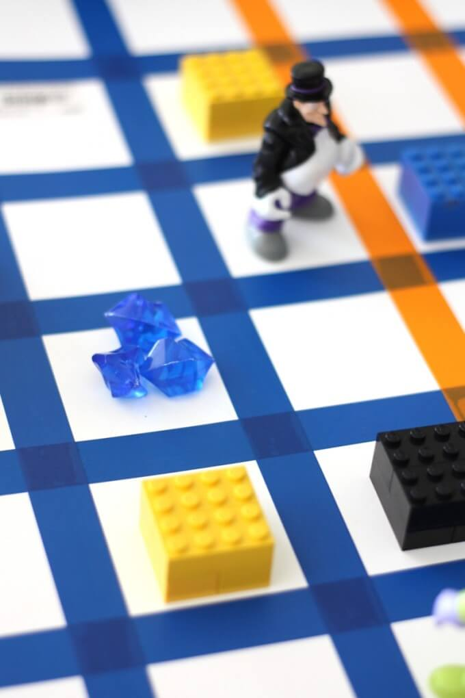 Amazing Offline Coding Games To Try Right Now With Your Kids - Working with Objects in a Grid