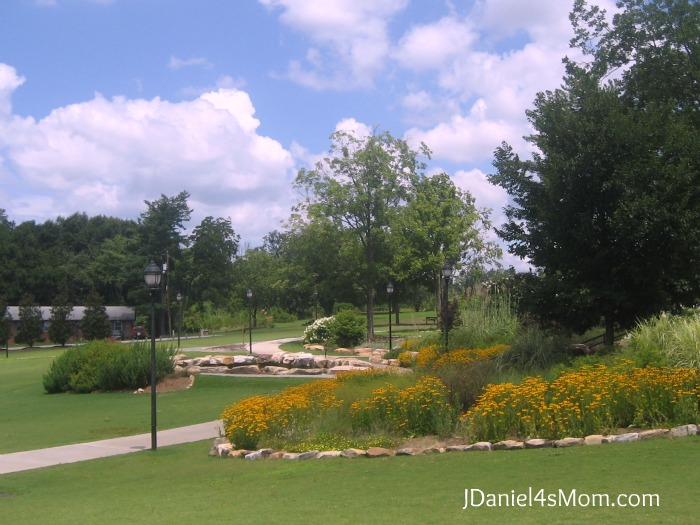 Legacy Park in Greenville,SC