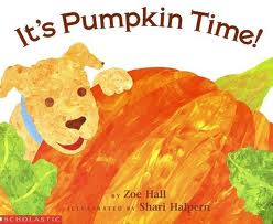 It's Pumpkin Time- Read.Explore.Learn