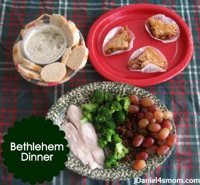 Christmas Meal -Bethlehem Dinner