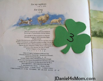 St. Patrick's Day Activities: Paper Plate Emotions Activity