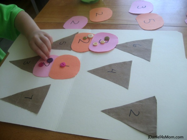 8 Ice Cream File Folder Games for Learning