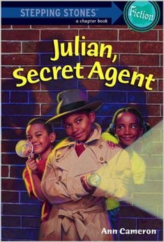 Spotlight on Remarkable Mystery For Kids- Julian, Secret Agent