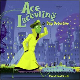 Ace Lacewing Bug Detective