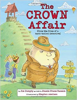 Spotlight on Remarkable Mystery For Kids- The Crown Affair