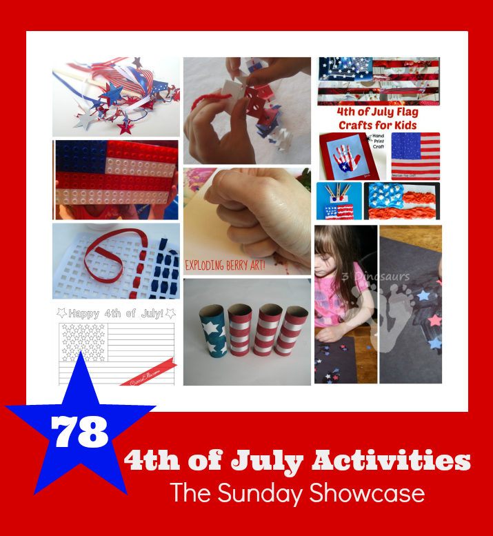 78 4th of July Activities- The Sunday Showcase