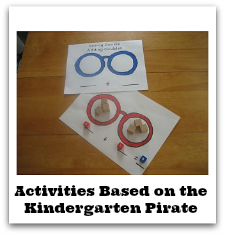 {Read.Explore.Learn} The Pirate of Kindergarten Activities