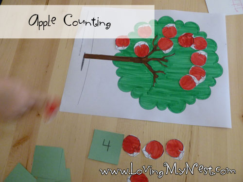 Apple Learning Activities
