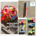 Shadow Games - Building Block Numbers