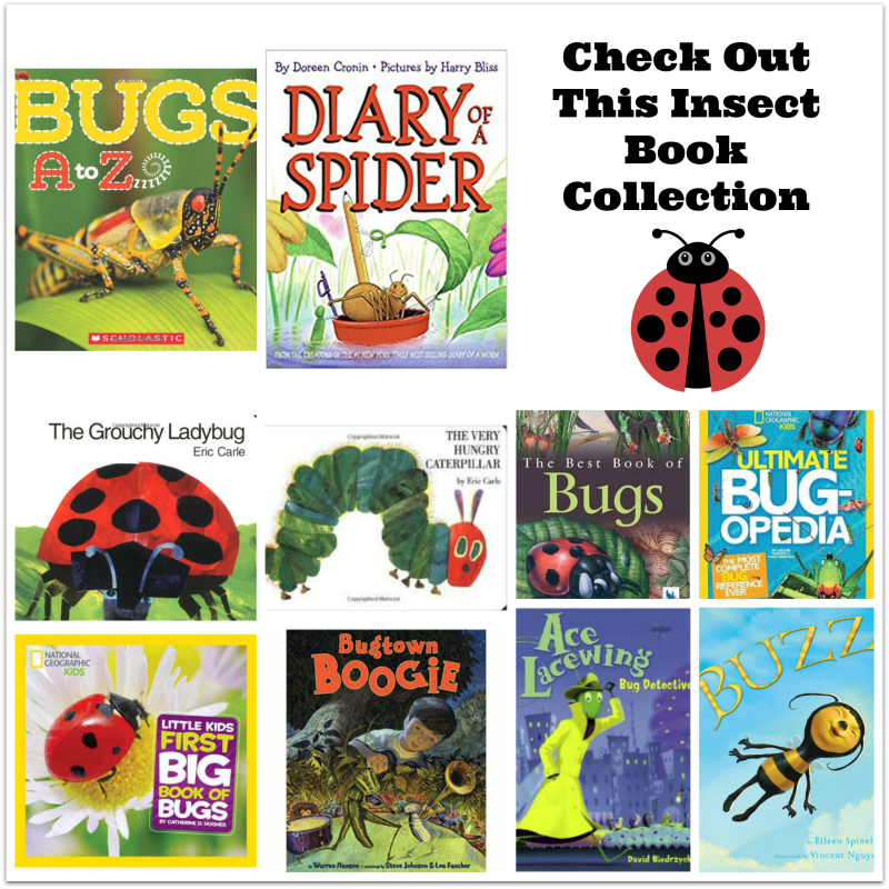 Check Out This Insect Book Collection Facebook 2