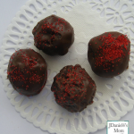 Christmas Cookie Recipes-Chocolate Covered Cookie Balls