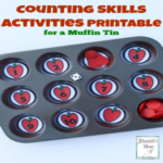 Ten Apples Up on Top Counting Skills Activities Printable and Games
