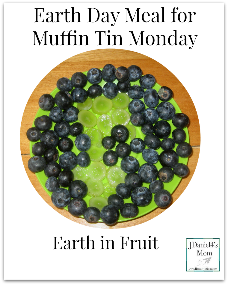 Earth Day Meal for Muffin Tin Monday