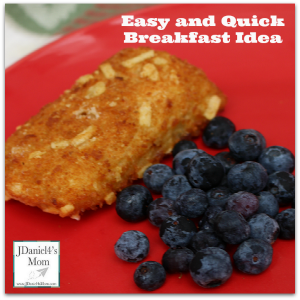 Easy and Quick Breakfast Idea for Parents and Kids