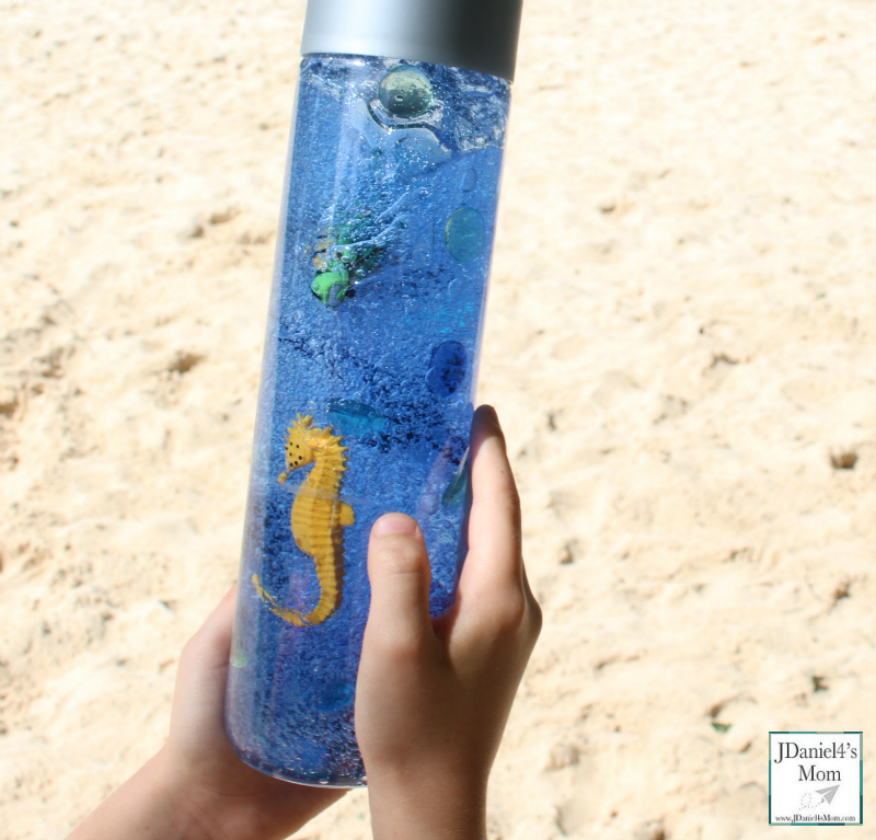 Five Ways to Explore Sensory Bottles - Number Concepts