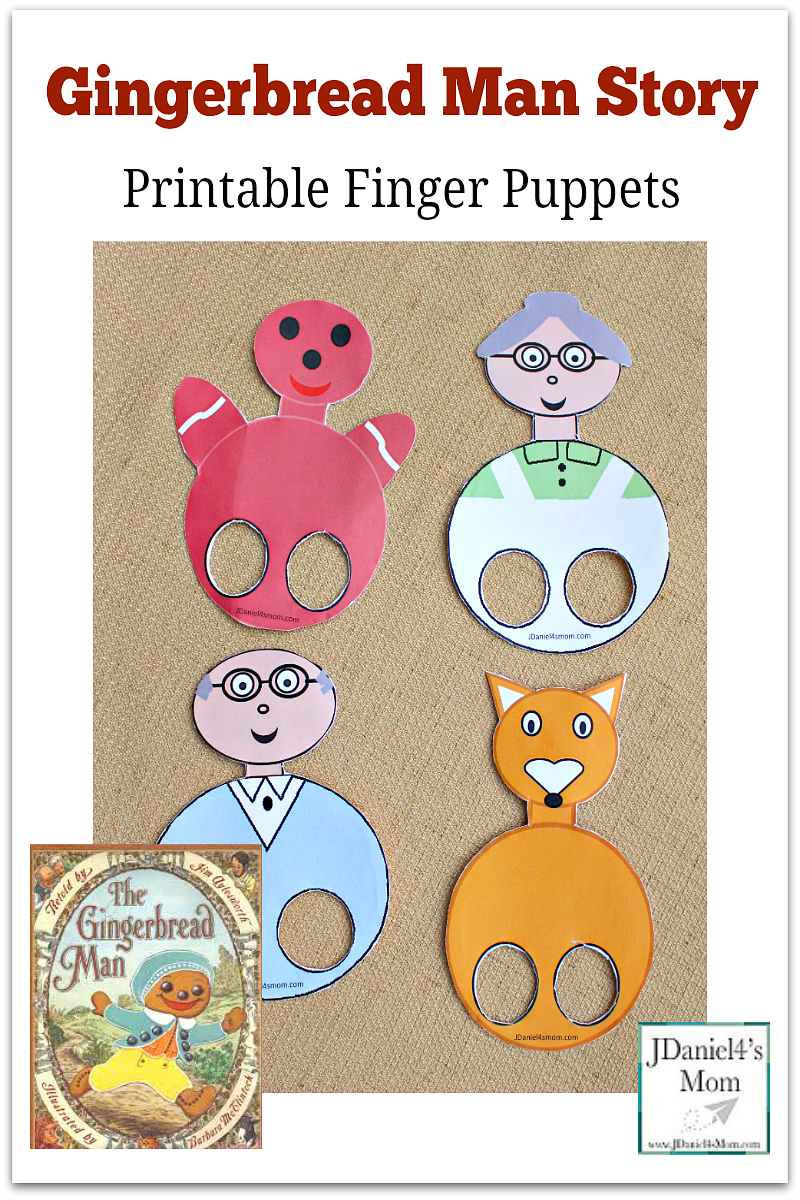 gingerbread-man-finger-puppets-pinterest
