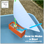 How to Make a Boat with Recycled Materials Featured Picture