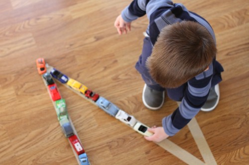Washi, Painter's and Duct Tape Craft and Activities