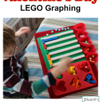 Math is Fun- Valentine's Day Lego Graphing