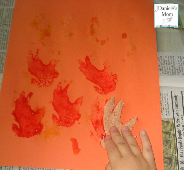 Olympic Torch Painting Projects for Kids