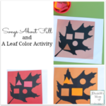 Songs About Fall and a Leaf Color Activity