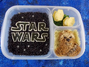 21 Star Wars Food Ideas- They would make fun meals, snacks, party food or movie viewing treats.
