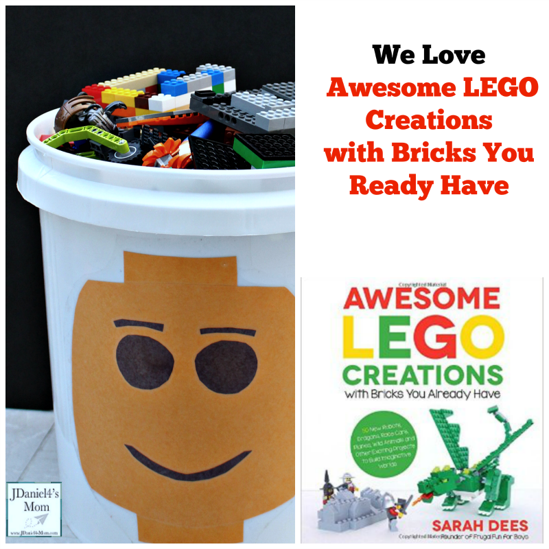 We Love Awesome LEGO Creations with Bricks You Ready Have
