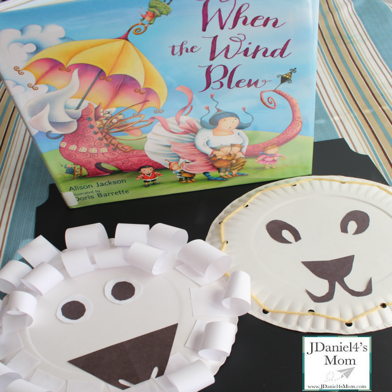 Welcome March by Creating Lion and Lamb Paper Plate Crafts