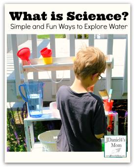 What is science Simple and Fun Ways to Explore Water