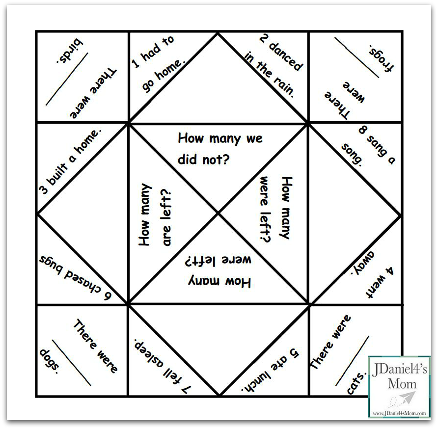 Tactueux image inside fortune teller printable