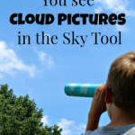 You See Cloud Picture are in the Sky Tool