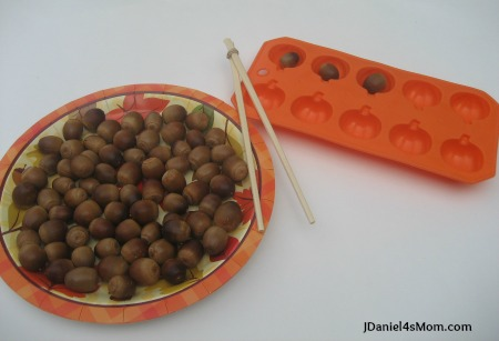 Acorn Math Activities -Even and Odd Numbers