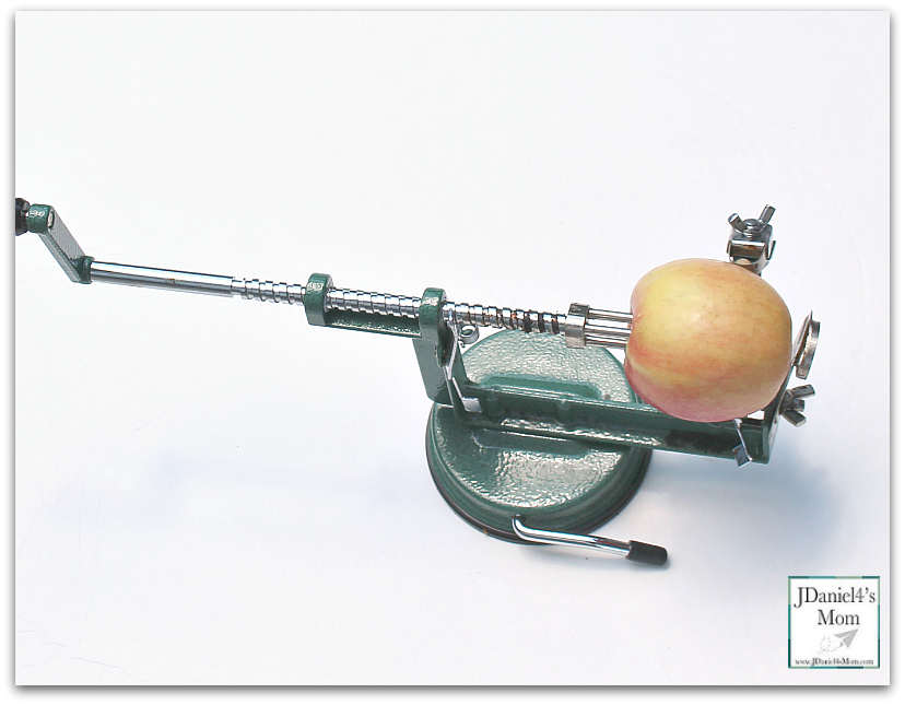 Apple Science- Apple Weight Loss - Apple Peeler