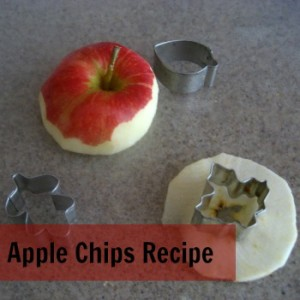 Apple Chips Recipe