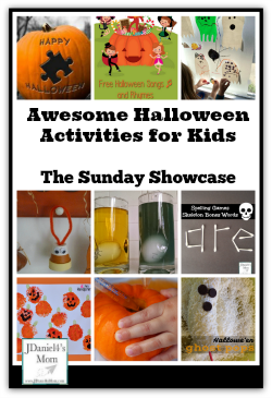 {Awesome} Halloween Activities for Kids