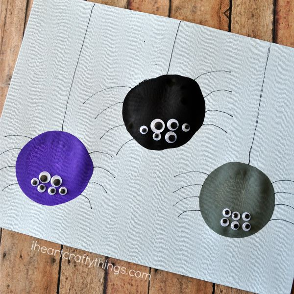 Creative Halloween Crafts For Preschoolers