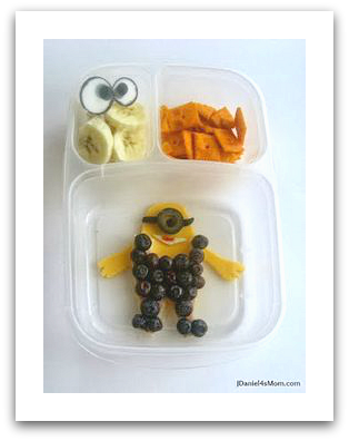 Mama, Can I Buy Lunch? Minion Bento Lunch