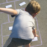 Dolch Sight Word Hopscotch