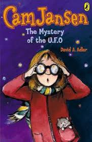 Spotlight on Remarkable Mystery For Kids- Cam Jansen Mystery of the U.F.O.