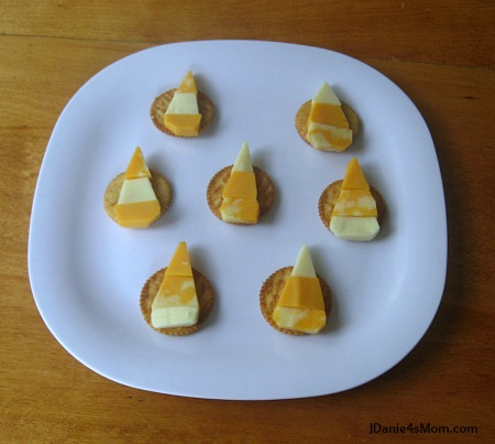 Easy Halloween Snack for Kids