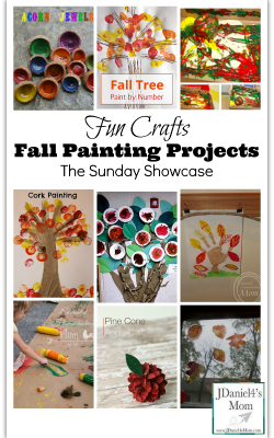 Fun Crafts- Fall Painting Projects for Kids