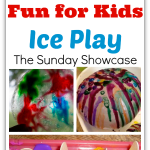 Fun for Kids: Ice Play ( The Sunday Showcase)