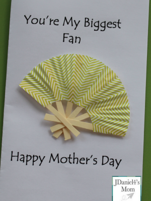 Mother's Day Cards- My Biggest Fan