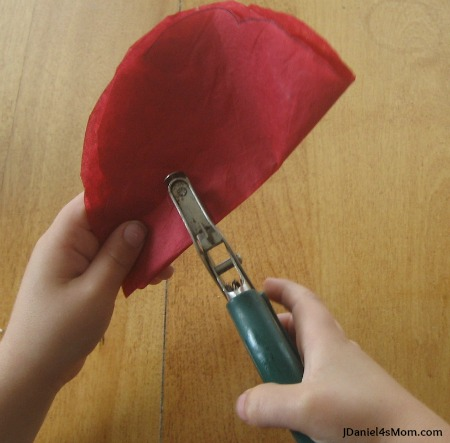 How to Make a Coffee Filter Poppy