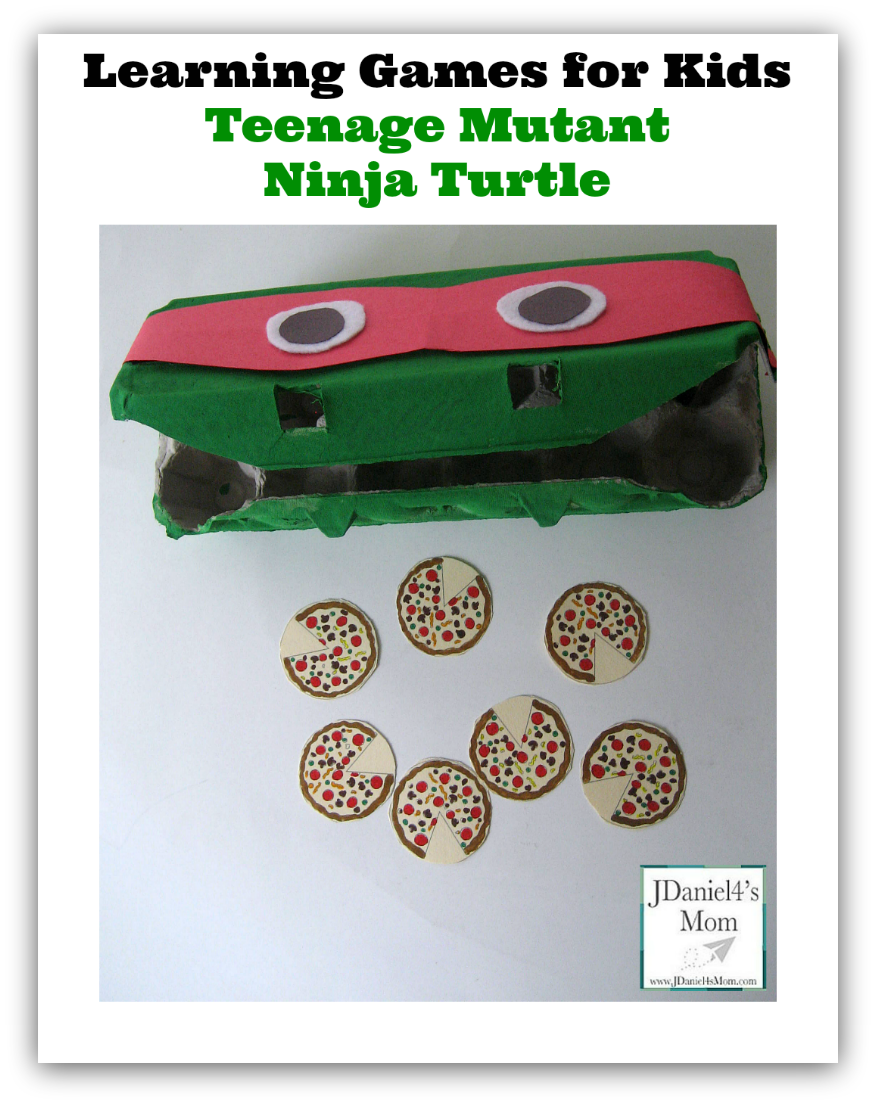 Learning Games for Kids- Teenage Mutant Ninja Turtles