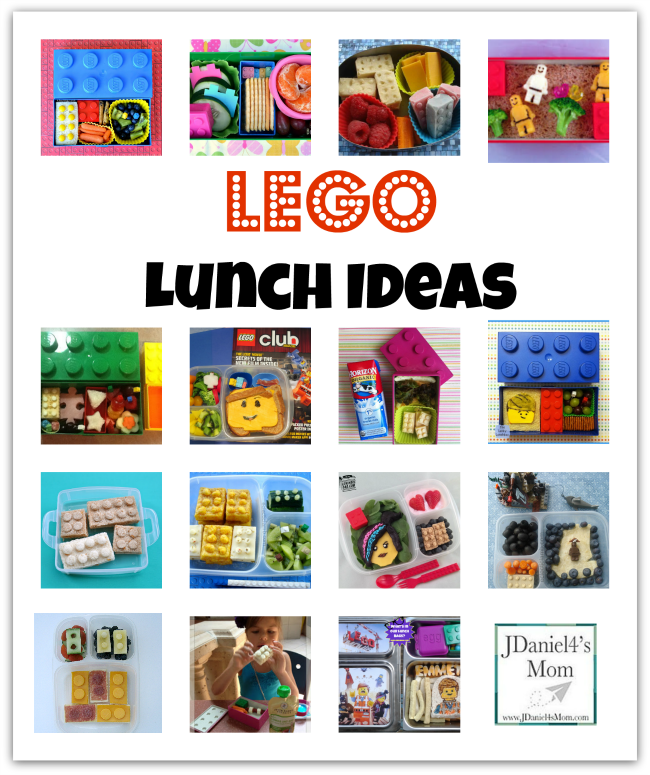 Fun Ideas- LEGO