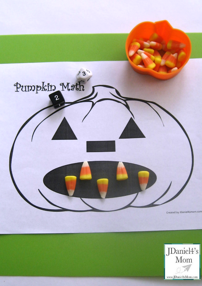 Math Worksheet Pumpkin Teeth – Pumpkin Math Worksheets