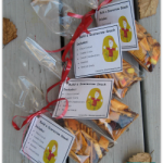 Scarecrow Snack Tags