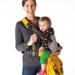 GoGoBabyz Side Kick Diaper Bag and Baby Carrier